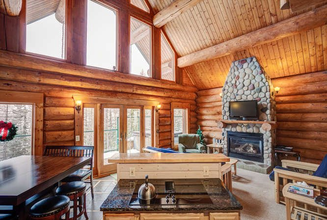 Great room for family gatherings