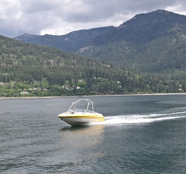 Bring your boat or rent one while staying with us