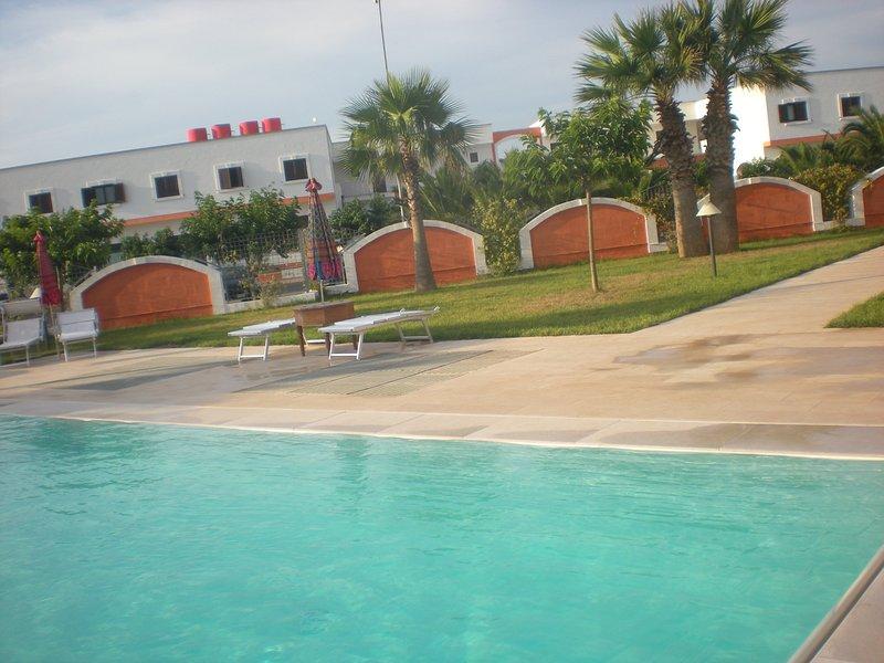 villetta chiusurelle salento, holiday rental in Villaggio Boncore