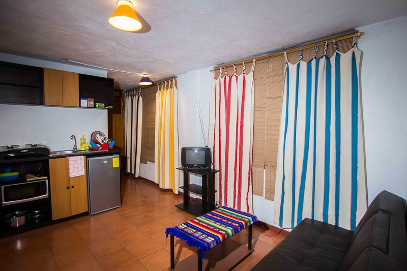 Cozy studio in central Quito, holiday rental in Yasuni National Park