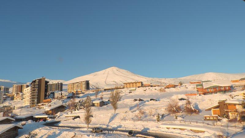 Departamento en el Centro de Esquí El Colorado 101, alquiler vacacional en Farellones