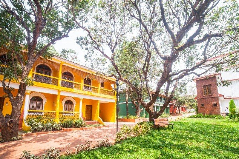3 BHK Luxury villa in North Goa, holiday rental in Verla Canca