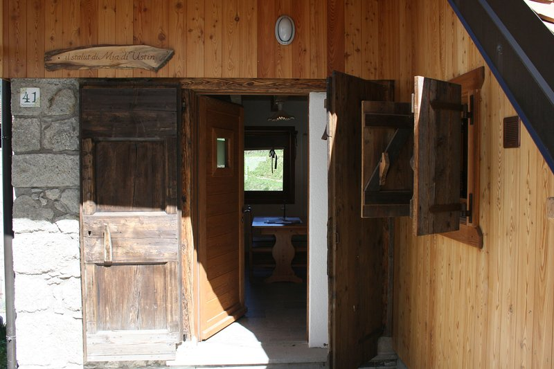 Mia's Chalet, holiday rental in Kotschach