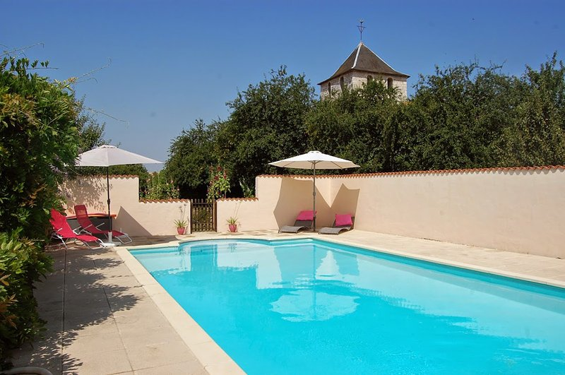La Belle Lavande, Gite and Chambre d'Hotes, holiday rental in Le Grand-Madieu