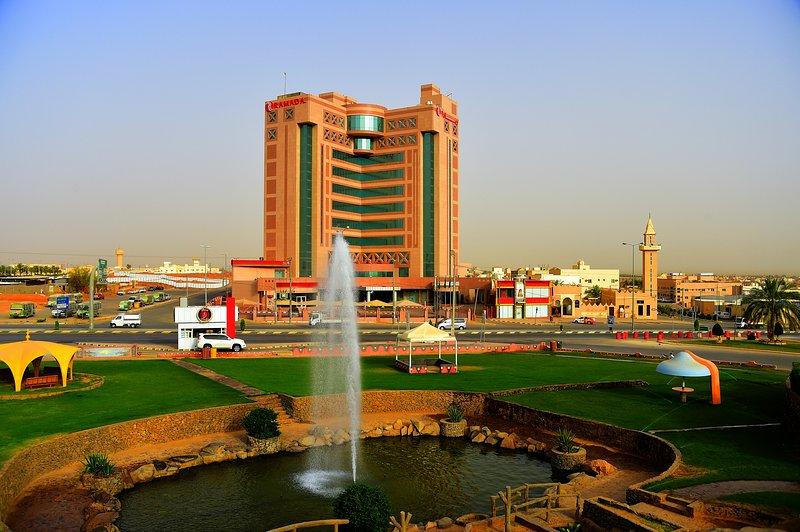 Hotels, alquiler de vacaciones en Al Qasim Province