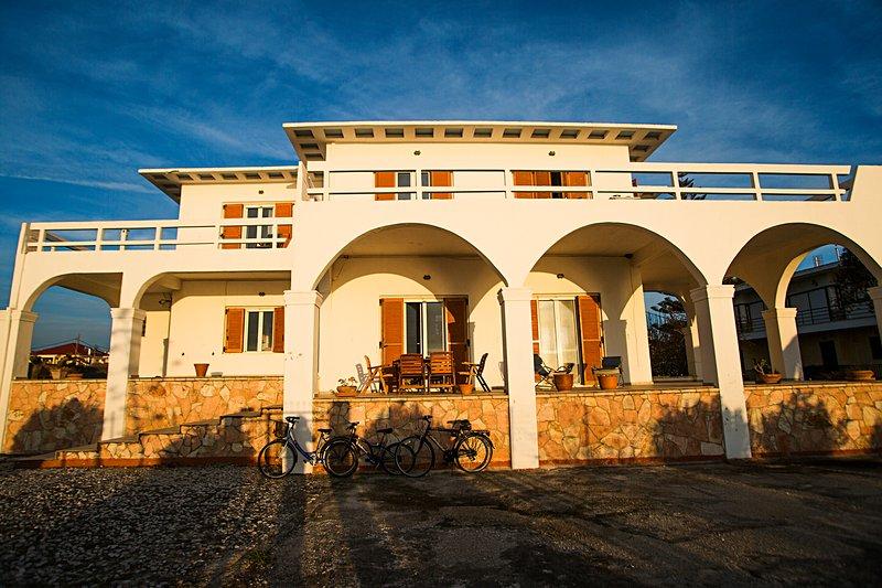 Villa Moby-Dick, casa vacanza a Lygia