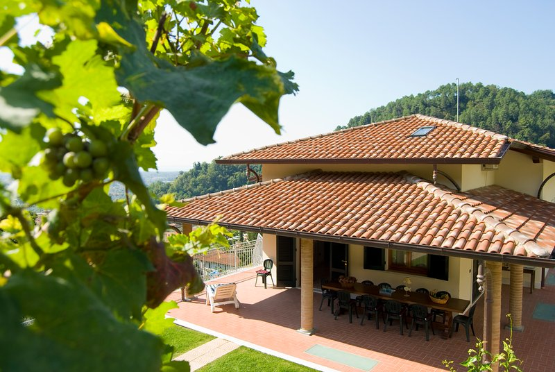 Beautiful luxury home close to Forte dei Marmi, holiday rental in Azzano