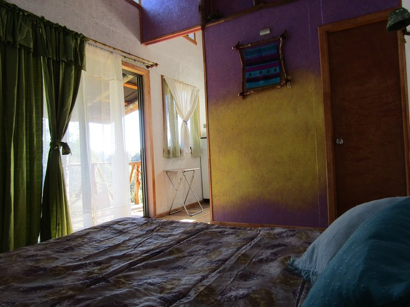 Interior cabin room