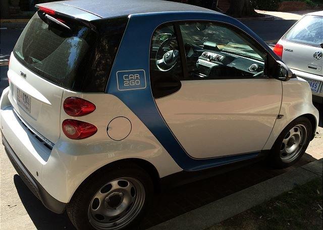 Car2Go rental