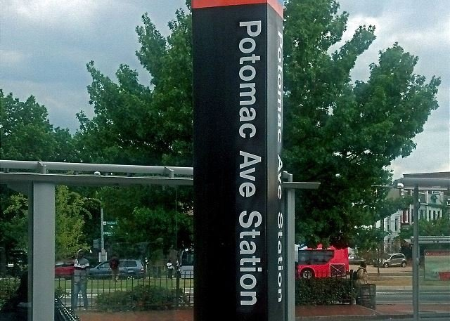 Potomac Ave Metro Station - 3 blocks