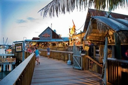 Visit John's Pass Village for shops,restaurants and more