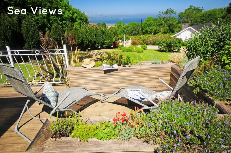 Holiday home close to Llanddona Beach on Anglesey