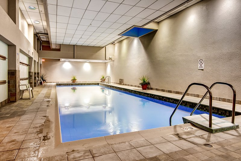 Communal Indoor Pool  (winter only)