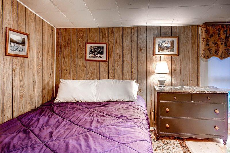 Koningin slaapkamer