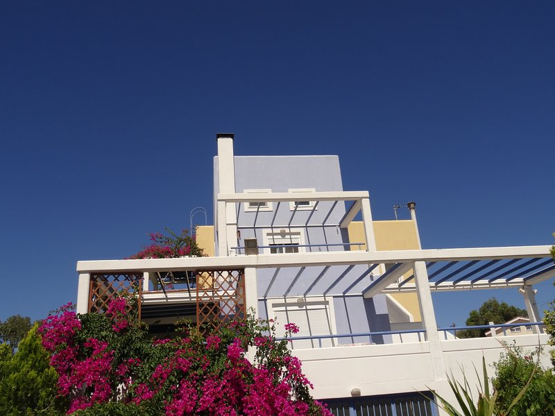 Margaritas House - De buitenkant