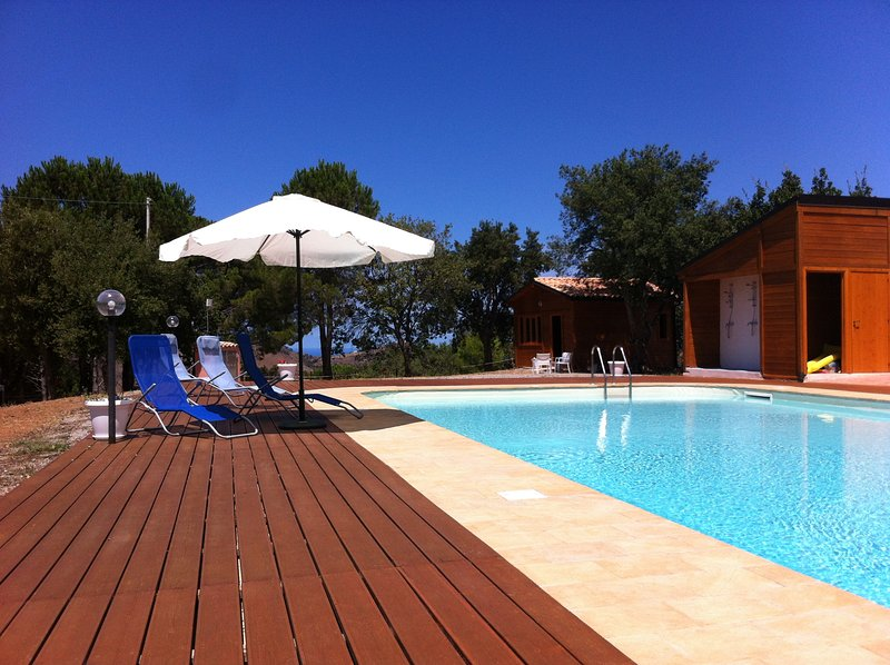 Annu cca Rooms, vacation rental in Isnello