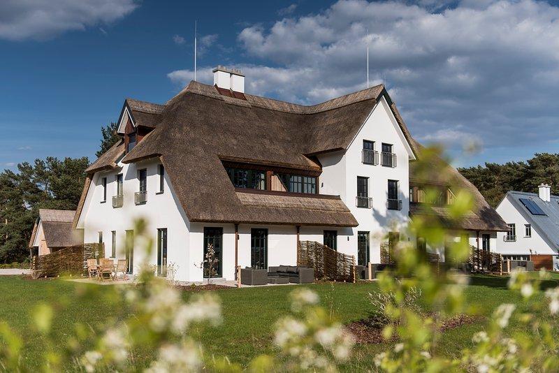 Bienvenido a la Kamphof en Usedom