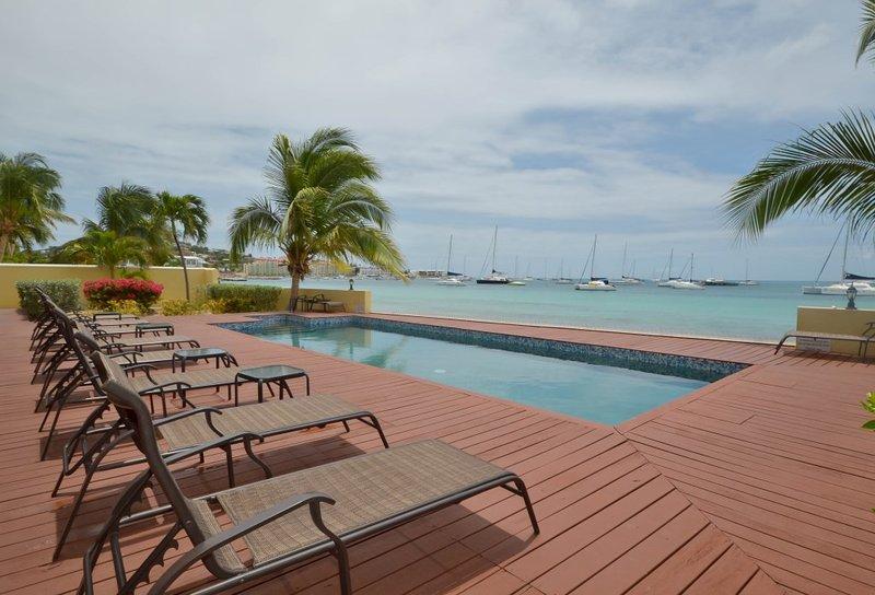 Sea Beach Treasure, Simpson Bay, St Maarten
