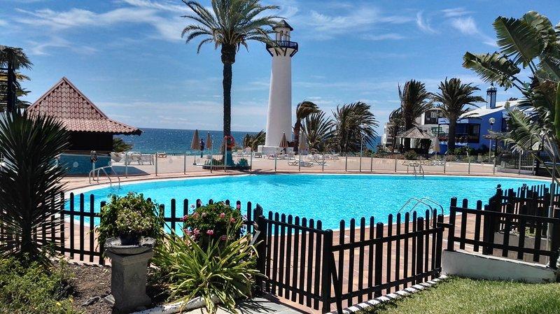 Casa incantevole con accesso diretto al mare...!, location de vacances à San Agustin