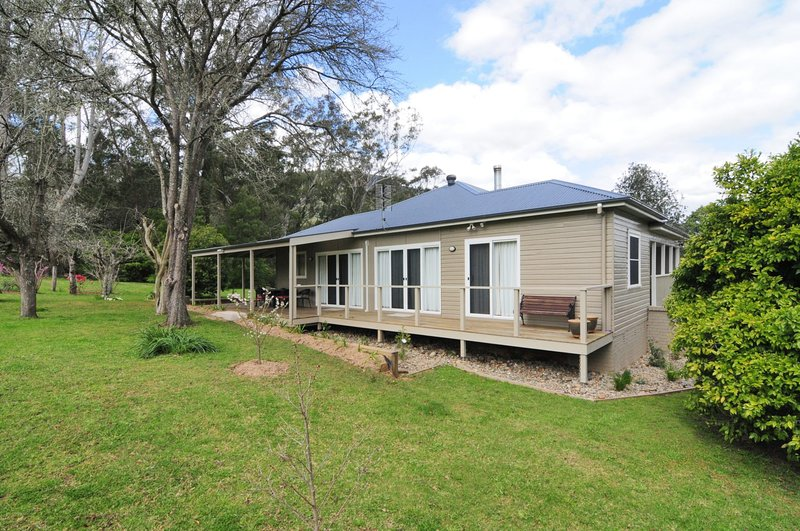 Nellsville Cottage - Kangaroo Valley, vacation rental in Robertson