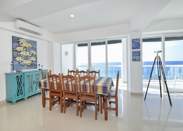 Enjoy Incredible Caribbean Views at the Luxurious Peninsula Grand - PG3A, holiday rental in San Miguel de Cozumel