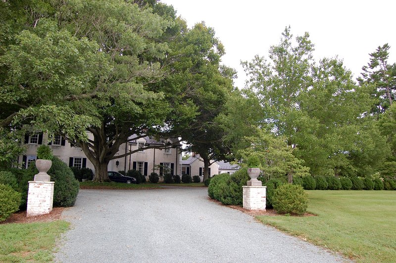 The annex is attached to a large private estate that has been owned for generations