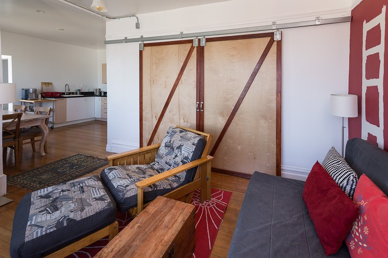 Telegraph Hill Jr 1 Br with Amazing Views, holiday rental in San Francisco