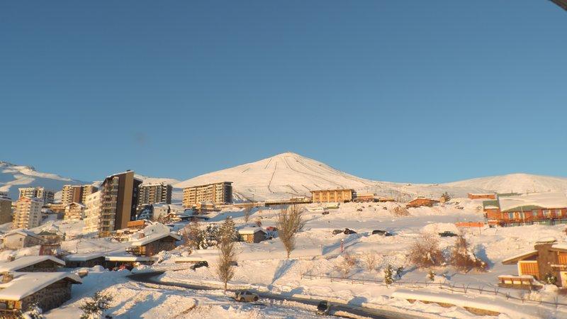 Departamento en el Centro de Esquí El Colorado 201, alquiler vacacional en Farellones