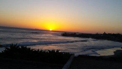 Hermosas puestas de sol esperan en Baja!