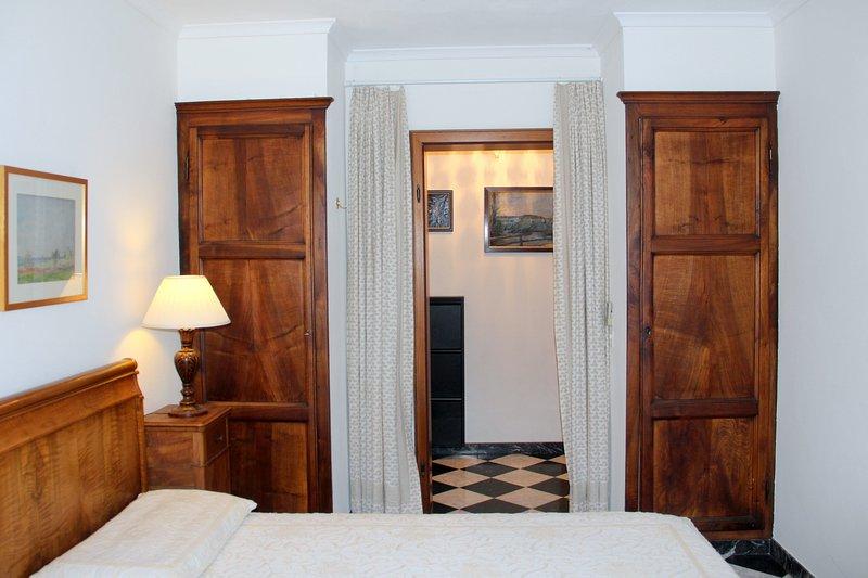 Slaapkamer Nr. 2 noorden