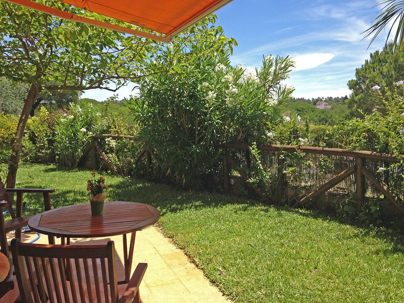 FANTASTIC VIEWS OF PINARES from the large terrace / PRIVATE GARDEN 100m