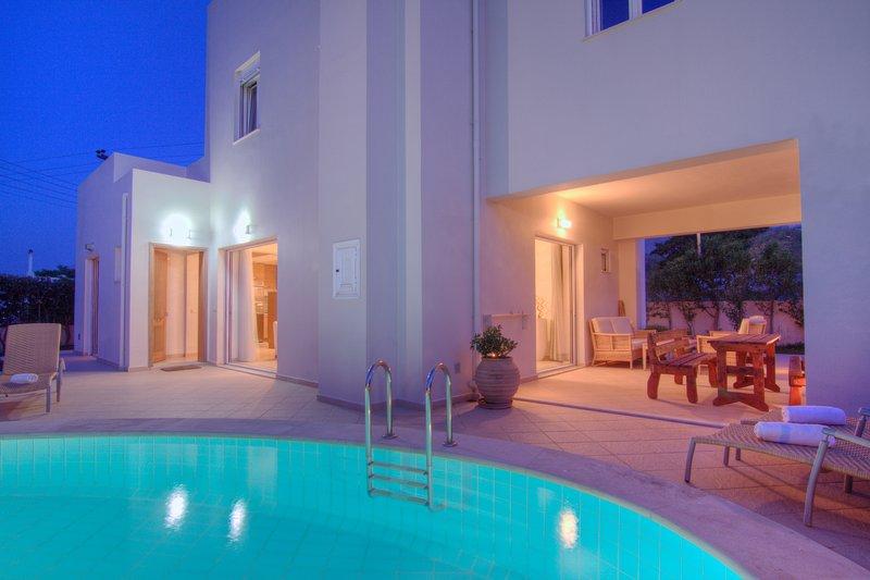 Villa Alkisti, Ferienwohnung in Kreta
