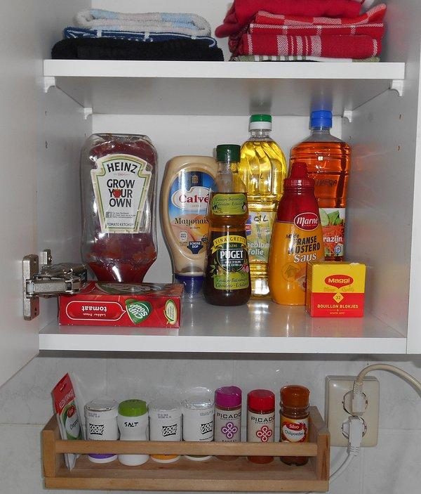 Si desea hacer su propia cocina, hay algunos ingredientes básicos disponibles