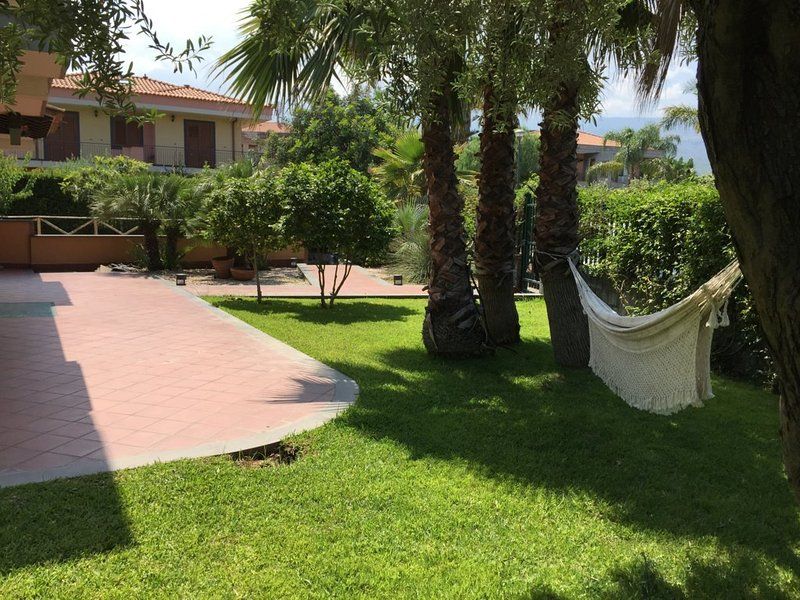villa mare e verde, alquiler vacacional en Riposto