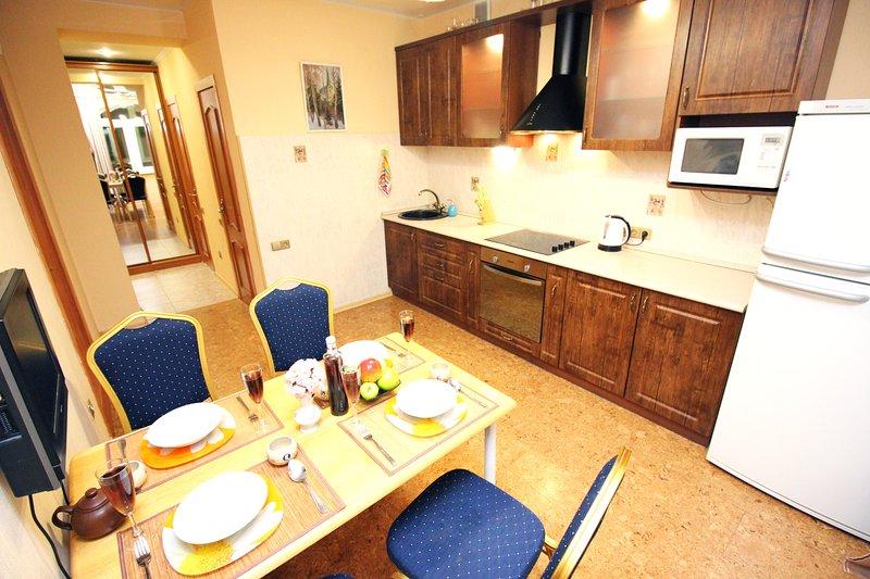 Balaram Apartments Галущака 3, holiday rental in Berdsk