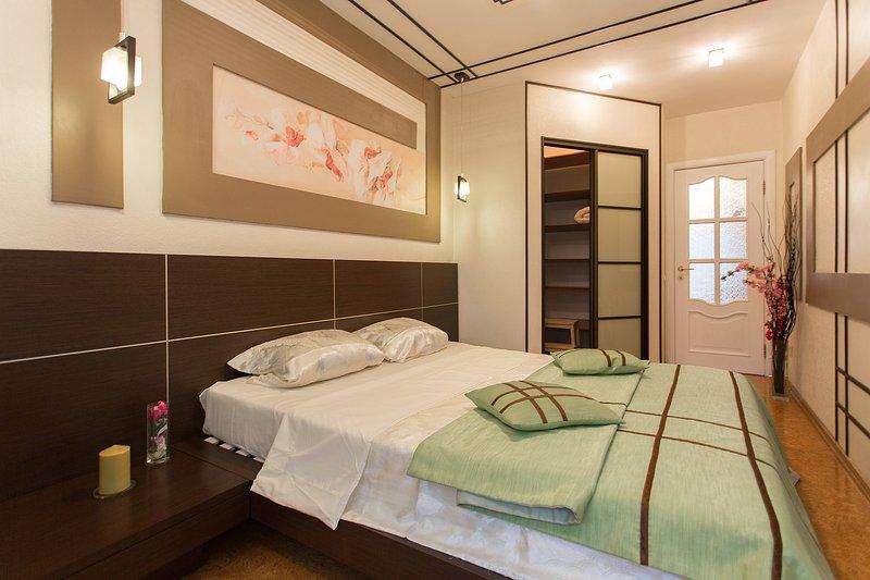 Balaram Apartments на Кропоткина 108, holiday rental in Berdsk