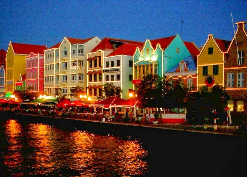 Willemstad - Hanselskade - Patrimonio Mundial