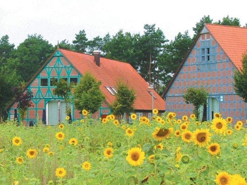 Helle Ferienwohnung im Rundlingsdorf, alquiler de vacaciones en Bleckede