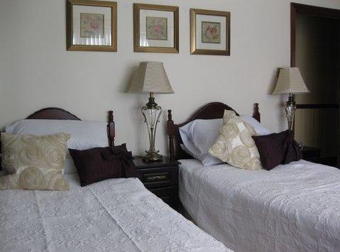 Radharc an Oileain B&B (Bedroom 3), Ferienwohnung in Narin-Portnoo