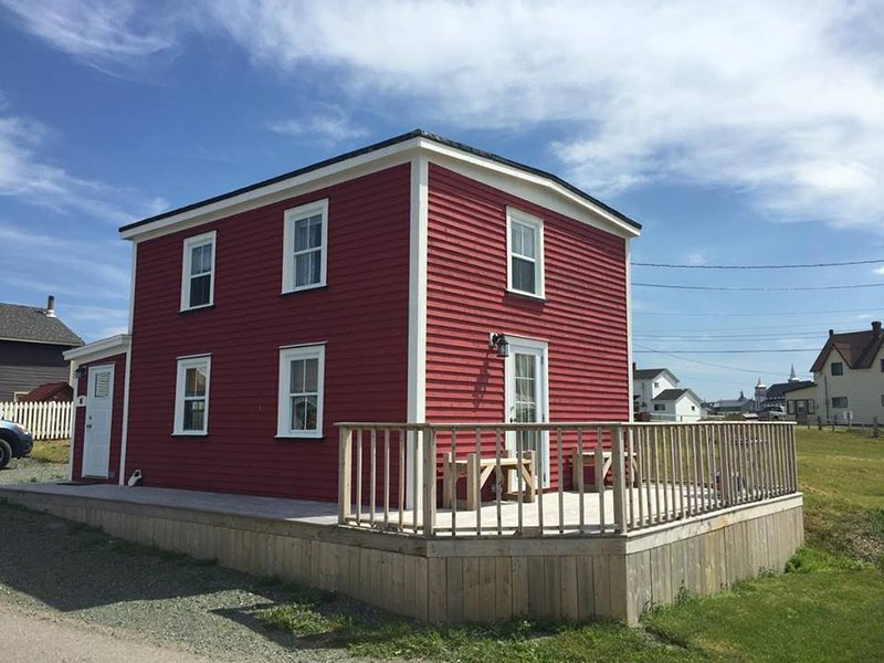 Bertrem's Beach Home, holiday rental in Newfoundland and Labrador