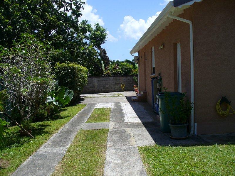 bungalows + Servicio de aparcamiento privado
