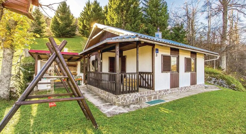 Mountain forrest cabin Gorski Kotar, holiday rental in Lokve