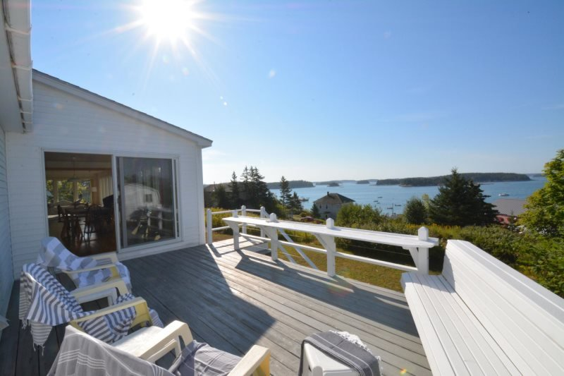 BLACK SWAN - Stonington, holiday rental in Stonington