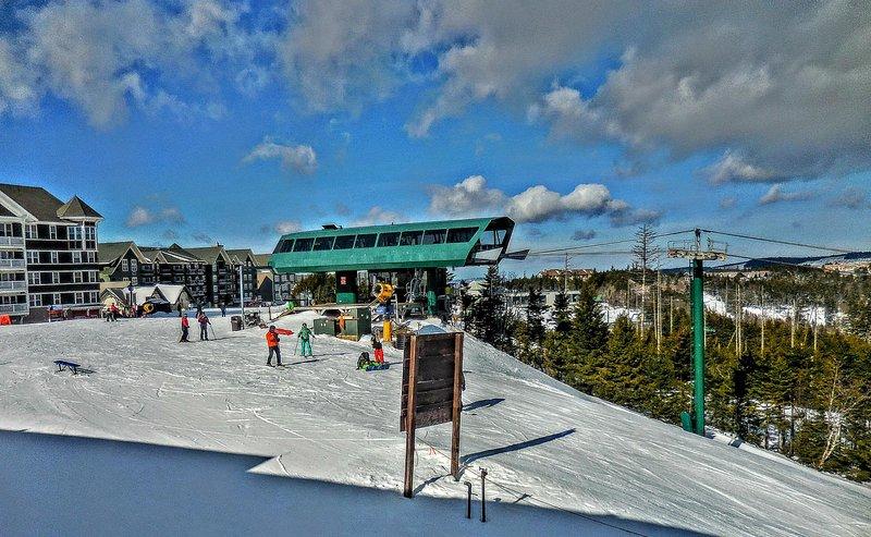 Vista actual desde el balcón ML242