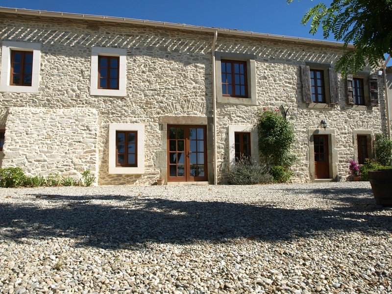 Domaine de la Lande, holiday rental in Conques-sur-Orbiel