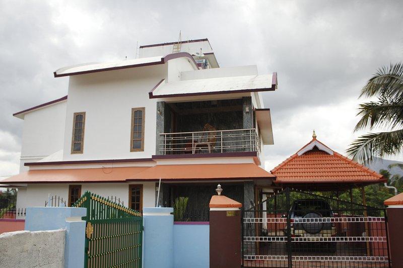 Puzhakkara home stay – semesterbostad i Palakkad