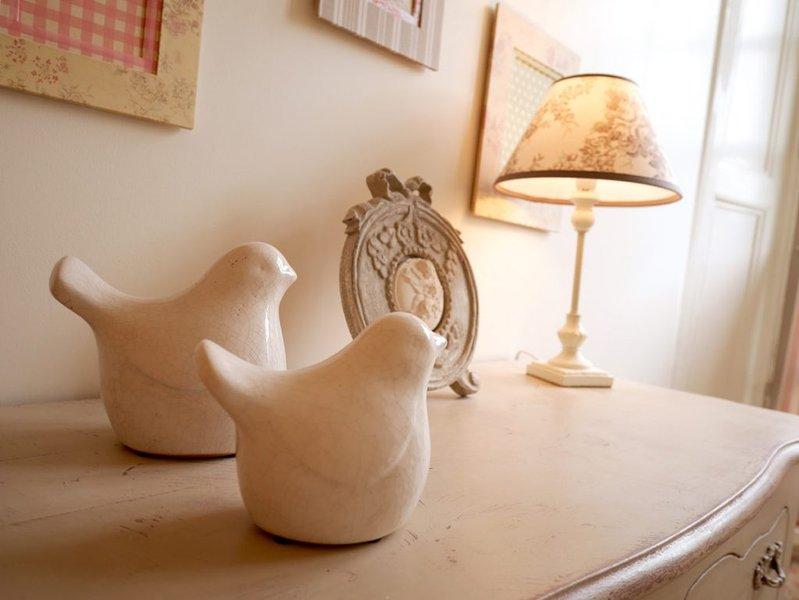 L'Arbre D'Ange Bed & Breakfast - The FRENCH ROOM, alquiler de vacaciones en Montmorillon