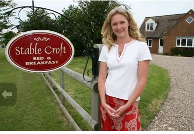 Stable Croft Bed And Breakfast, location de vacances à Henley in Arden