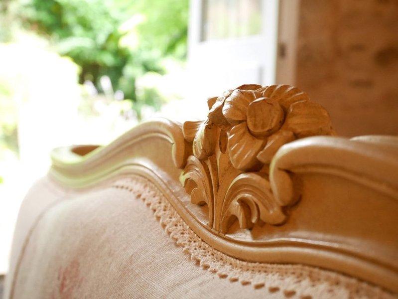 L'Arbre D'Ange Bed and Breakfast - THE GARDEN ROOM, alquiler de vacaciones en Montmorillon