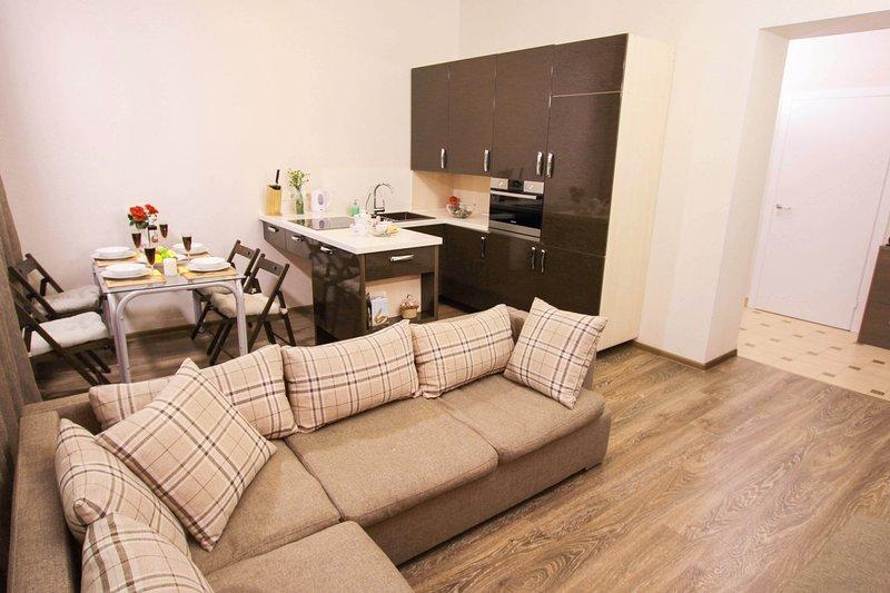 Balaram Apartments на Омской 89, location de vacances à Sibérie